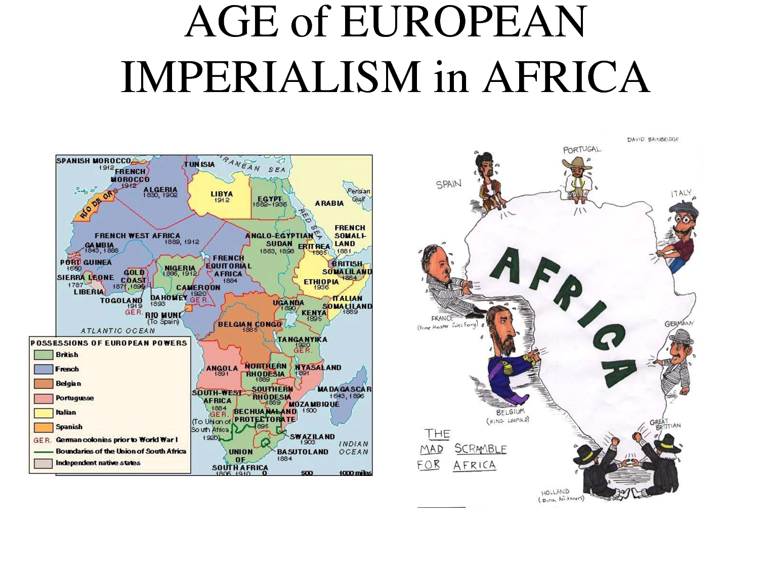 new imperialism essay There was a new money economy during the age of imperialism western capitalists urbanized mines and plantations, which were reliant on local labor.