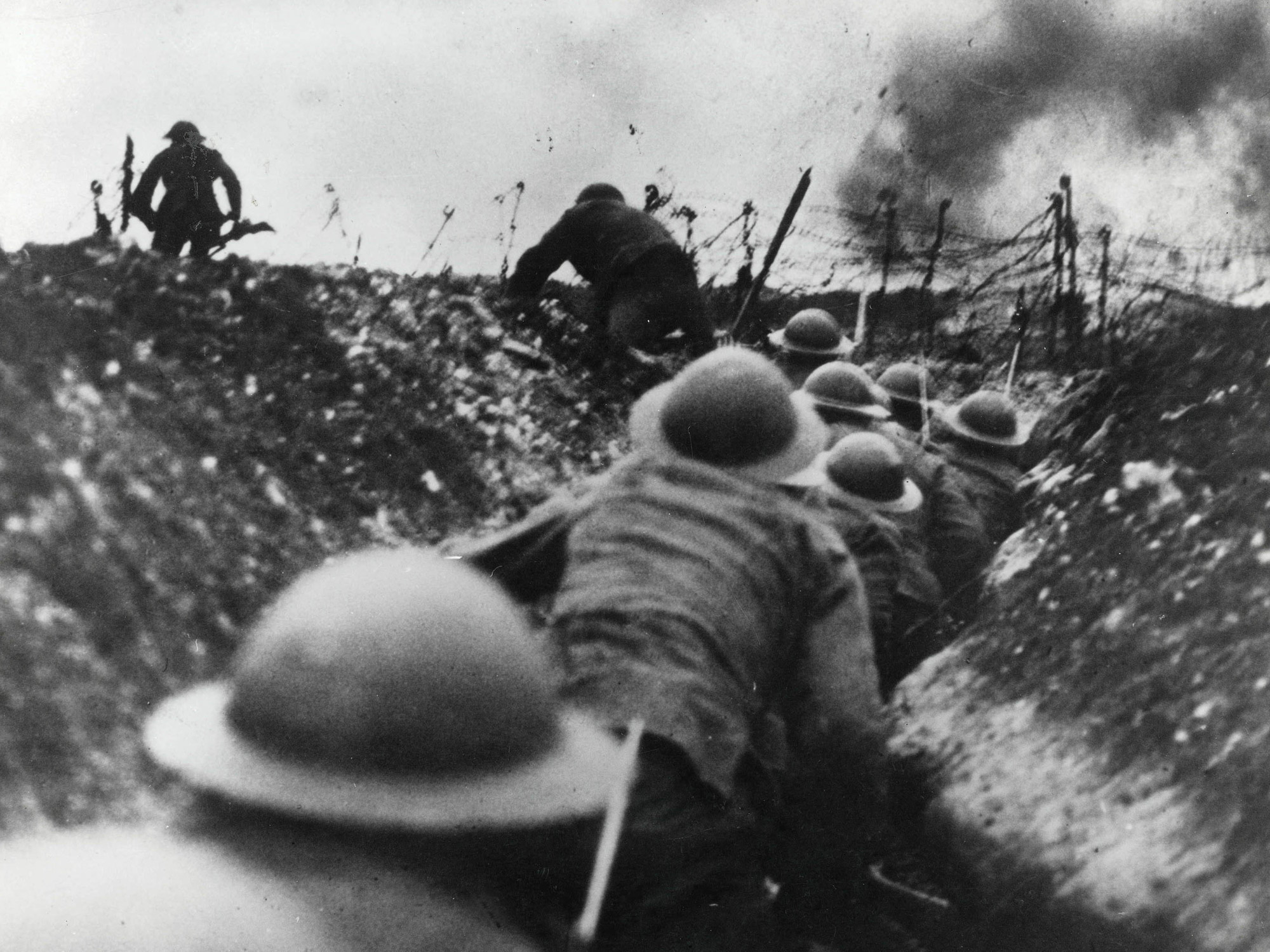 WWI somme