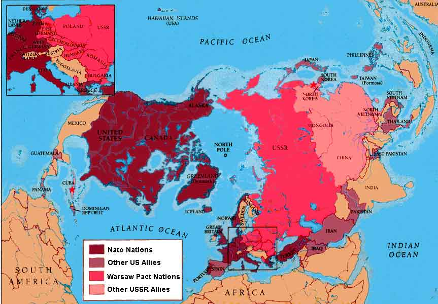 the demonized view on the soviet union in the united states In the cold war atmosphere of the times, any gain by the soviet union or united states was viewed as evidence of a triumph of one system (capitalist or communist) over the other the united states, by the 1970's, had become increasingly suspicious of soviet expansionist tendencies.